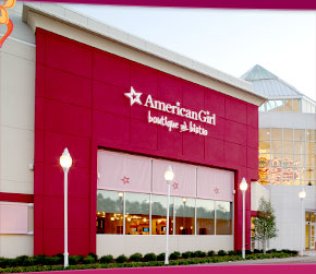 Directory and Interactive Maps of American Girl Stores across the Nation including address, hours, phone numbers, and website.